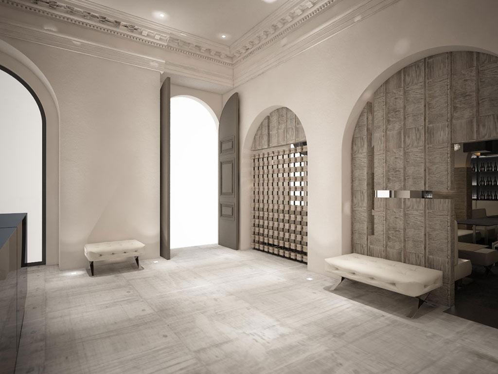 Prenota sul sito ufficiale di smooth hotel rome repubblica for Sito repubblica