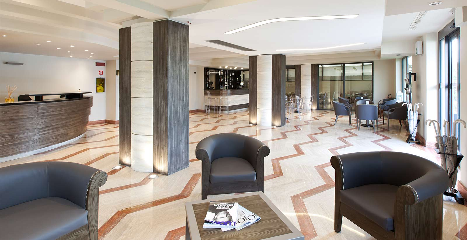 get the best rates for smooth hotel rome west on the official site